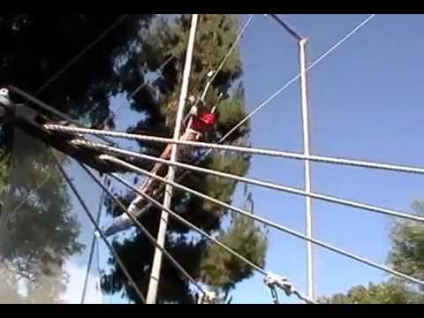 flying trapeze!