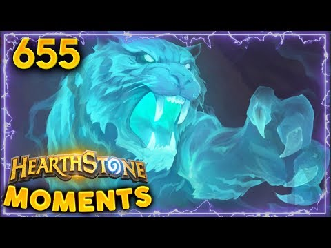That Was Unexpected...!! | Hearthstone Daily Moments Ep. 655