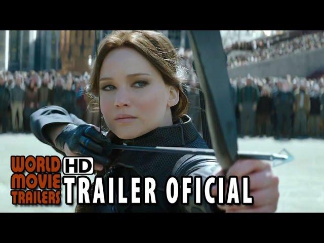 Jogos Vorazes: A Esperança - O Final Trailer Oficial Legendado (2015) HD