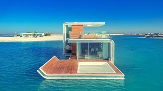 $3 MILLION FLOATING UNDERWATER SEAHORSE IN DUBAI!!! l VVIP