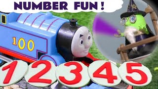 Learn Numbers with Thomas & Friends Number Prank by Funny Funlings Wizard Funling TT4U
