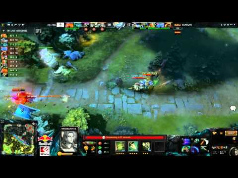 TongFu vs Rising Stars - RedBull ECL, group B