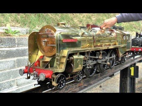 8th Llanelli & District Miniature Steam Rally (The Trains) 28th & 29th/09/2013