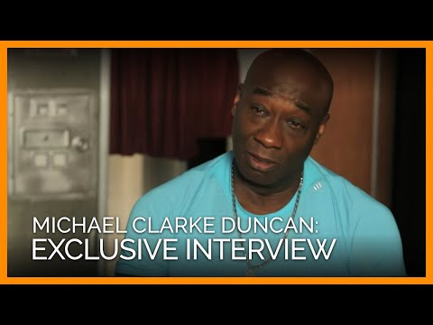Michael Clarke Duncan s Exclusive Interview With PETA