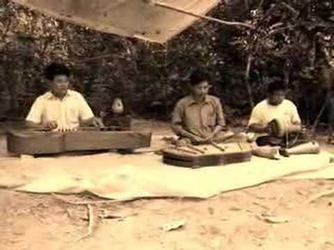 Traditional Cambodian Music video