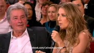 Céline Dion on 'Vivement Dimanche' - France 2 - 2/12/12 - Full Show