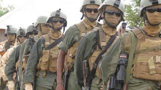 SOMALI FORCES 2016 HEES WADANI AH