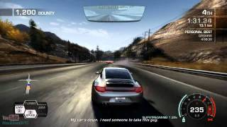 Need For Speed_ Hot Pursuit Gameplay #1(Hot Pursuit) GT540M