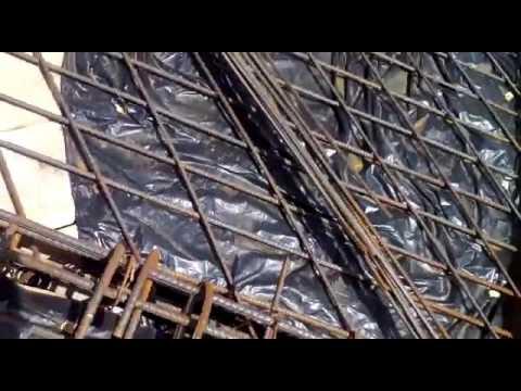Nyaniba Estates, F515/4. OSU. Accra - First Floor Iron Rods