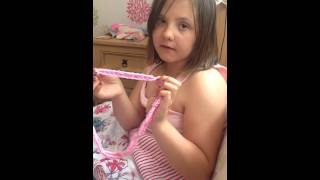 Loom Band dress - Video 5 -