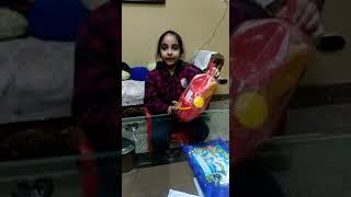 Ananya new toy opening