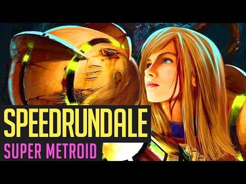 Super Metroid (Any %) Speedrun in 46:27 von Robitalion | Speedrundale