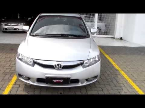 Honda New Civic LXS 1.8 16v (Flex) - 2009