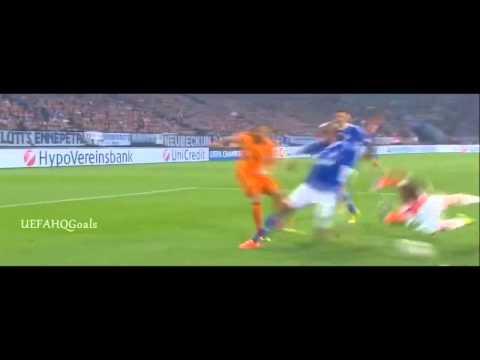 Schalke 04 vs Real Madrid 1-6 All Goals and Highlights 26.02.2014