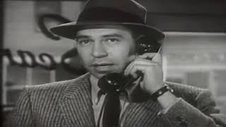 Dragnet: The Big Betty (Public Domain Video Theater)