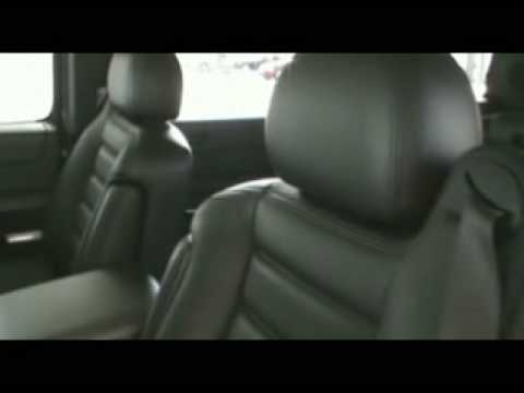 2003 Hummer H2 With Gm Accessories. 2003 HUMMER H2 BLACK VIDEO
