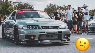 HERE'S WHY NOBODY LIKES THE R33 SKYLINE.