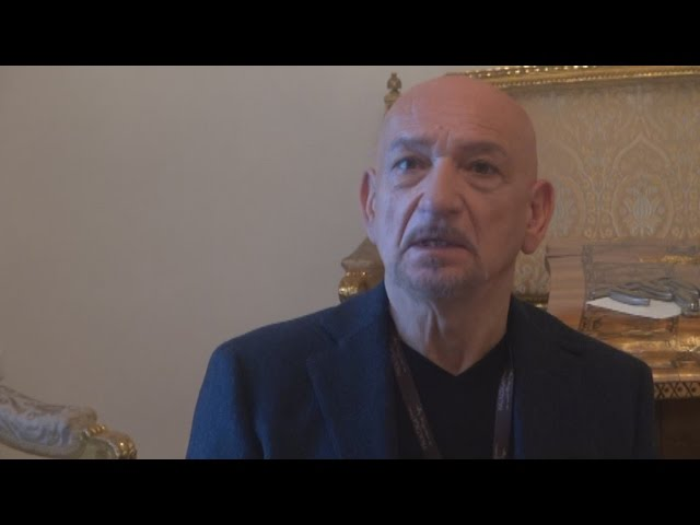 Sir Ben Kingsley: Europe Did Not Grieve the Holocaust