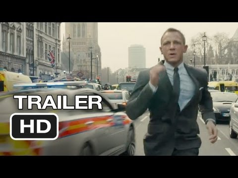 Skyfall Official Trailer #2 (2012) - James Bond Movie Hd video