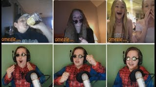 Meeting Strangers on Omegle - The CRAZIEST People Yet