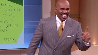 These kids are too honest! || STEVE HARVEY