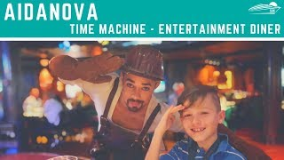 AIDAnova: Time Machine (Restaurant & Show) ✅