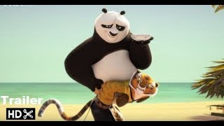 Kung Fu Panda 4 | Official Teaser Trailer