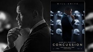 Concussion debut trailer and poster featuring Will Smith - Collider