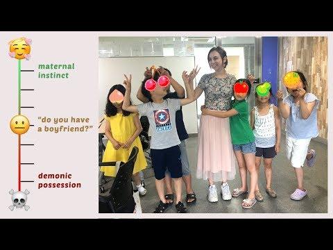 Teaching in Korea Storytime #2: THE CHILDREN