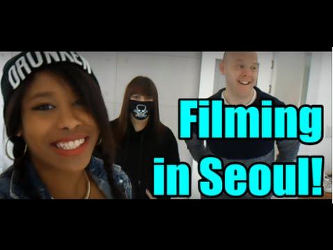 FILMING AGAIN IN SEOUL! | LIFE IN KOREA | ARIELAMAZINGGDAY