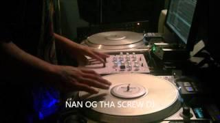 4 Deep - Rollin 4 Deep Remix/Do or Die - Po Pimpin -Live Screw Mix Nan O.G