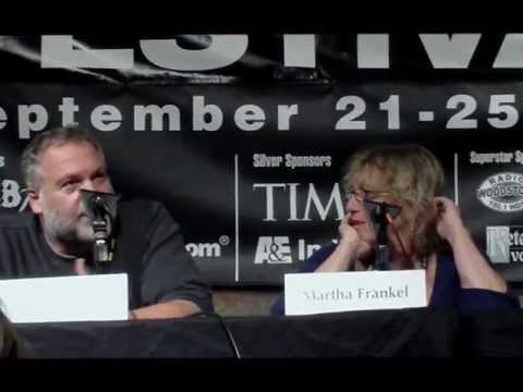 Vincent D'Onofrio on Steal This Movie-September 25, 2011