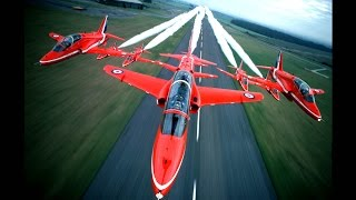 As close as you can get to the Red Arrows - Ep 10