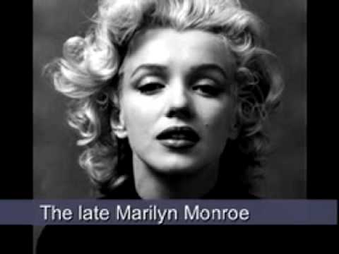 Marilyn Monroe - Happy Birthday, Mr President