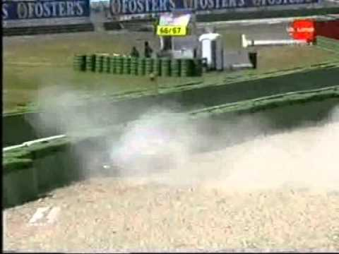 F1 2006 - German Grand Prix - Nico Rosberg