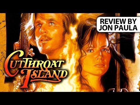 Cutthroat Island -- Movie Review // #JPMN #BoxOfficeBomb