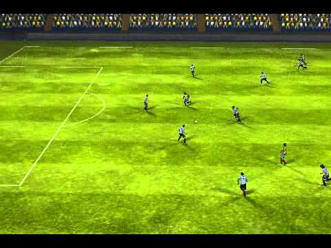 FIFA 14 Android - Colombia VS Argentina