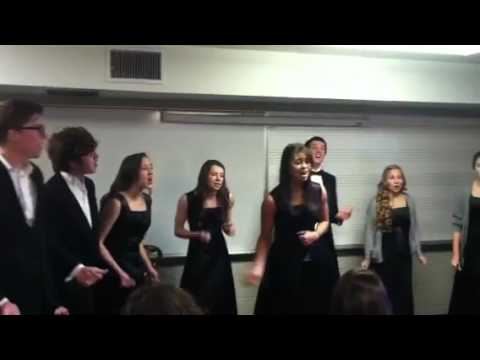 Calvary Christian School Choir - 02/03/2012