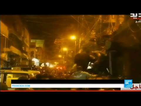 BREAKING - Lebanon: 2 explosions rock Southern Beirut suburb