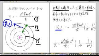 高校物理解説講義:「ボーアの原子模型」講義16