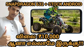 Asus zenfone max m2 review in tamil||Best smartphone under ₹10,000||SD 632&4000 MAH Battery& 3GB RAM