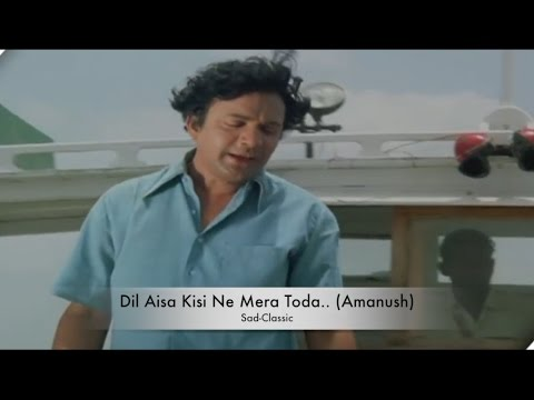 download lagu Dil Aisa Kisi Ne Mera Toda..  Sad Version gratis