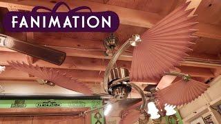 Vintage fans more viyoutube fanimation islander ceiling fan chinese palm blades aloadofball Choice Image