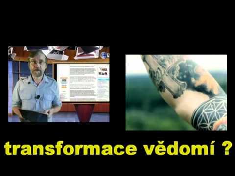 Pozvánka na rozhovor Suverena ve studiu Czech News TV