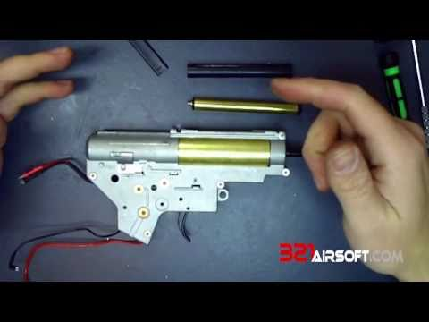 EXCLUSIVE! G&G GR15 Raider Blowback Removal