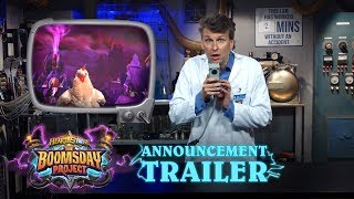 Hearthstone: Announcing The Boomsday Project