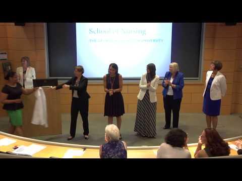 GW School of Nursing White Coat Ceremony