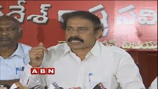 CPI Ramakrishna express happy over BJP's loss in Karnataka