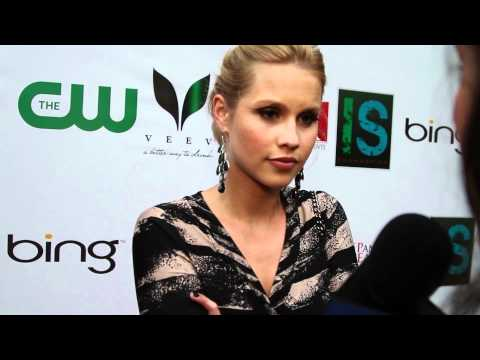 Claire Holt Dishes on
