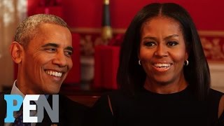 The Final Interview With The Obamas (Full Interview) | PEN | People